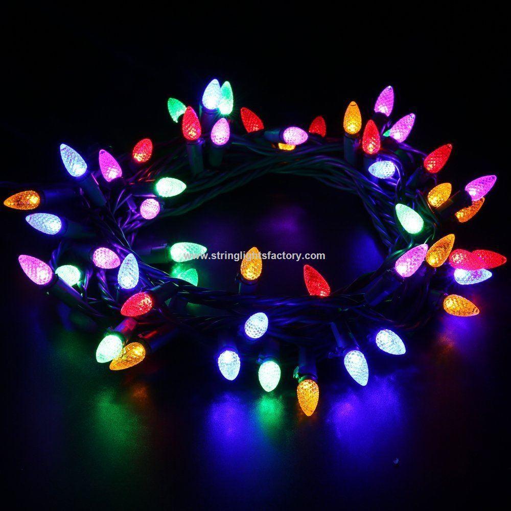 8   Neuheit Erdbeer   Fee Licht Für Schlafzimmer, 7,5 Und 20 Mehrfarbiger  Leds Weihnachtsbeleuchtung Mit Zeitzünder