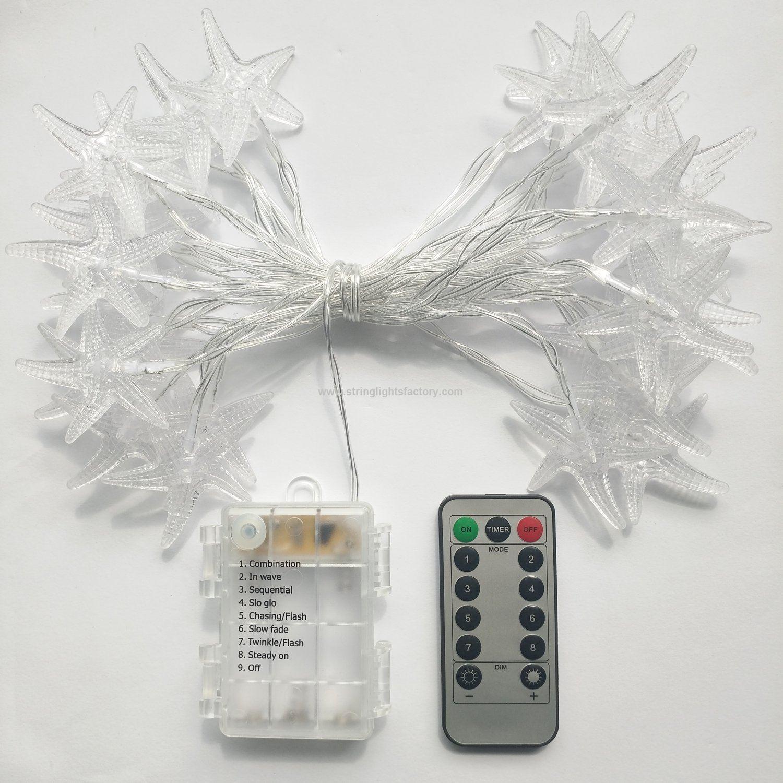 Weihnachtsbeleuchtung Mit Fernbedienung.Werbeartikel Fernbedienung Und Timer Funktion Dekorativ String Licht